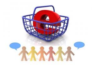 le social shopping